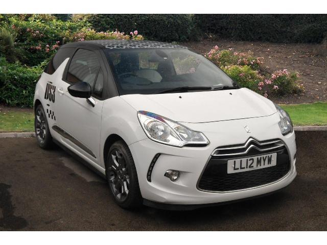used citroen ds3 1 6 e hdi 110 airdream ultra prestige 3dr diesel hatchback for sale bristol. Black Bedroom Furniture Sets. Home Design Ideas