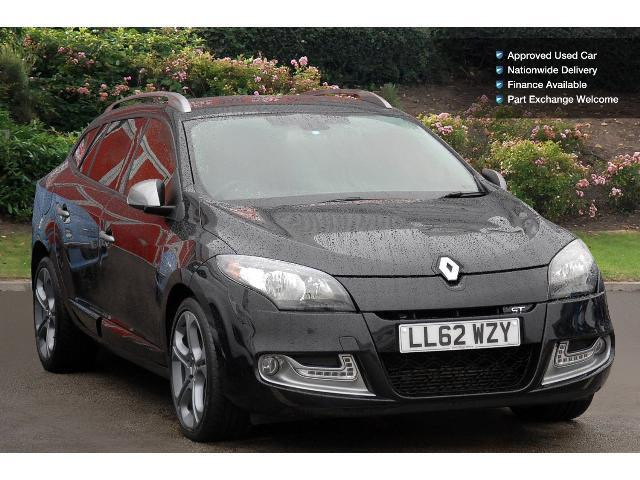 used renault megane 2 0 dci 165 gt line tomtom 5dr diesel estate for sale bristol street motors. Black Bedroom Furniture Sets. Home Design Ideas