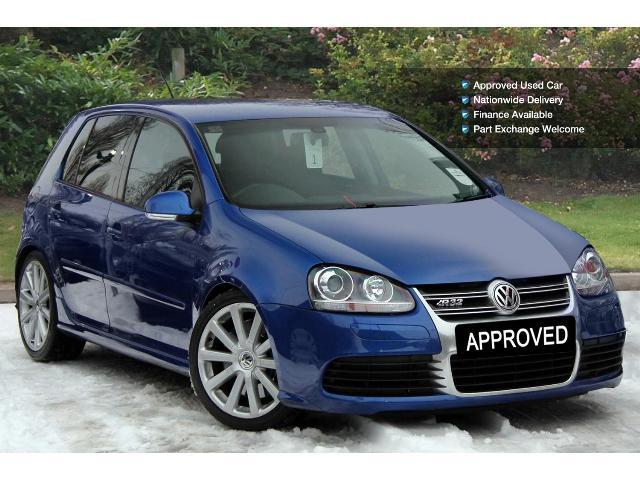 used volkswagen golf 3 2 v6 r32 4motion 5dr petrol hatchback for sale bristol street motors. Black Bedroom Furniture Sets. Home Design Ideas