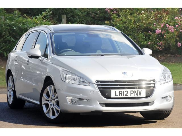 book a used peugeot 508 2 0 hdi 140 allure 5dr diesel estate test drive bristol street motors. Black Bedroom Furniture Sets. Home Design Ideas