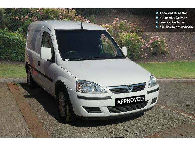 book a used vauxhall combo diesel 1700 1 3cdti 16v se van. Black Bedroom Furniture Sets. Home Design Ideas