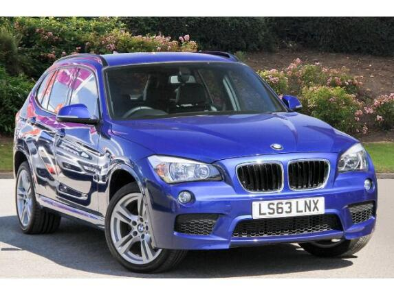 used bmw x1 sdrive 18d m sport 5dr diesel estate for sale bristol street motors. Black Bedroom Furniture Sets. Home Design Ideas