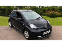 Toyota AYGO 1.0 Vvt-I Move With Style 5Dr Petrol Hatchback