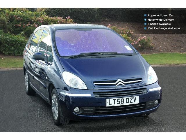 used citroen xsara picasso 1 6 hdi desire 5dr diesel. Black Bedroom Furniture Sets. Home Design Ideas