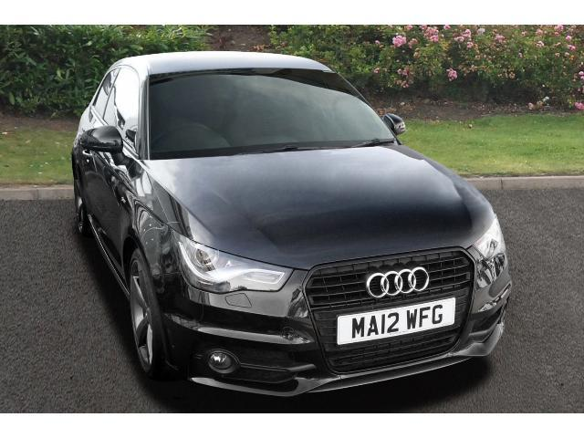 request a callback on a used audi a1 1 4 tfsi 185 black edition 3dr s tronic petrol hatchback. Black Bedroom Furniture Sets. Home Design Ideas