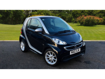 Smart fortwo Coupe Passion 2Dr Softouch Auto 84 [2010] Petrol Coupe