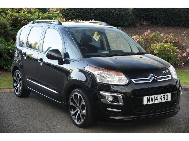 enquire on a used citroen c3 picasso 1 6 vti 16v exclusive 5dr egs6 petrol estate bristol. Black Bedroom Furniture Sets. Home Design Ideas