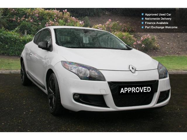 used renault megane 1 9 dci 130 monaco gp 3dr diesel coupe for sale bristol street motors. Black Bedroom Furniture Sets. Home Design Ideas