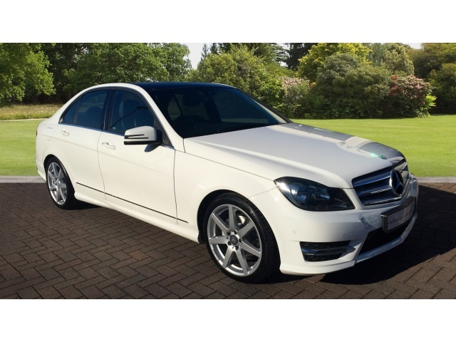 Used mercedes benz c class c250 cdi amg sport edition 4dr for Mercedes benz c250 performance upgrades