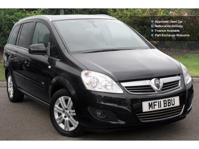 used vauxhall zafira 1 7 cdti ecoflex life 125 5dr diesel estate for sale bristol street motors. Black Bedroom Furniture Sets. Home Design Ideas