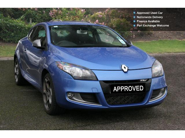 request a callback on a used renault megane 2 0 dci 160 gt 3dr diesel coupe bristol street motors. Black Bedroom Furniture Sets. Home Design Ideas