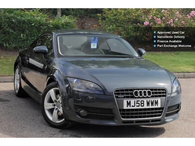 used audi tt 2 0 tdi quattro 2dr diesel coupe for sale. Black Bedroom Furniture Sets. Home Design Ideas