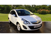 Vauxhall Corsa 1.2 Excite 3Dr [ac] Petrol Hatchback
