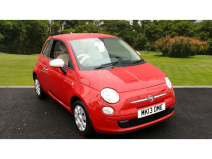 Fiat 500 0.9 Twinair Colour Therapy 3Dr Petrol Hatchback