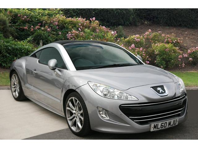 used peugeot rcz 1 6 thp gt 2dr petrol coupe for sale bristol street motors. Black Bedroom Furniture Sets. Home Design Ideas