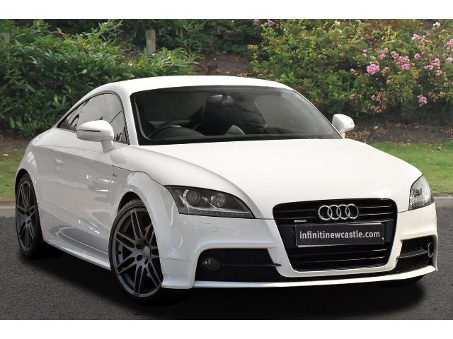 book a used audi tt 2 0 tdi quattro black edition 2dr. Black Bedroom Furniture Sets. Home Design Ideas