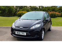 Ford Fiesta 1.25 Style + 5Dr [82] Petrol Hatchback