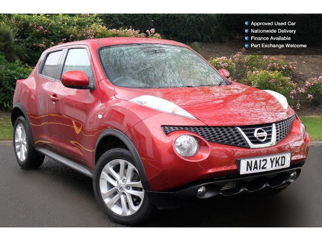 used nissan juke 1 5 dci acenta 5dr premium pack diesel. Black Bedroom Furniture Sets. Home Design Ideas