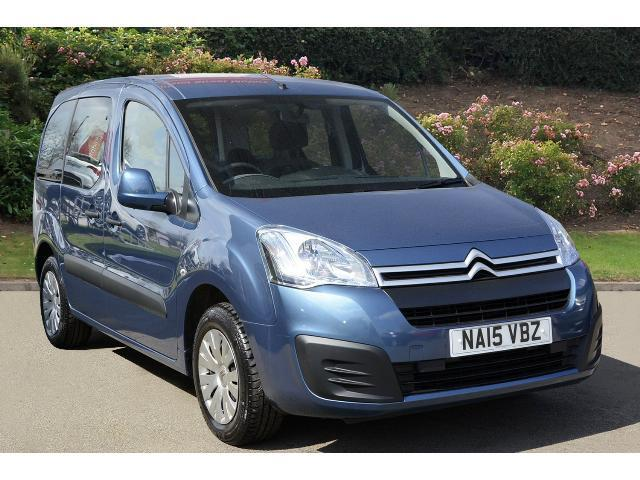 used citroen berlingo multispace 1 6 bluehdi 100 feel 5dr diesel estate for sale bristol. Black Bedroom Furniture Sets. Home Design Ideas