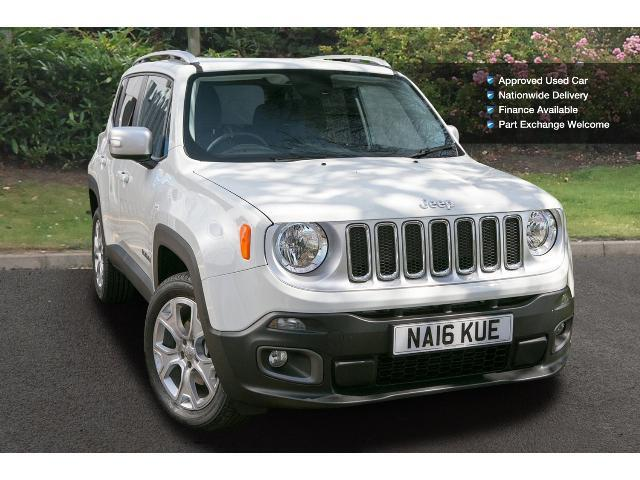 used jeep renegade 2 0 multijet limited 5dr 4wd diesel hatchback for sale bristol street motors. Black Bedroom Furniture Sets. Home Design Ideas