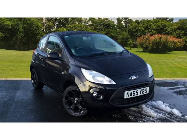 book a used ford ka 1 2 zetec black edition 3dr petrol hatchback test drive bristol street motors. Black Bedroom Furniture Sets. Home Design Ideas