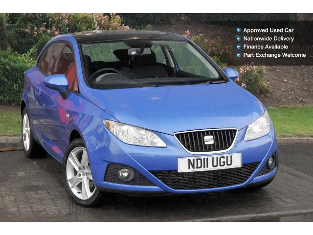 used seat ibiza 1 2 tsi sport 3dr dsg petrol hatchback for sale bristol street motors. Black Bedroom Furniture Sets. Home Design Ideas