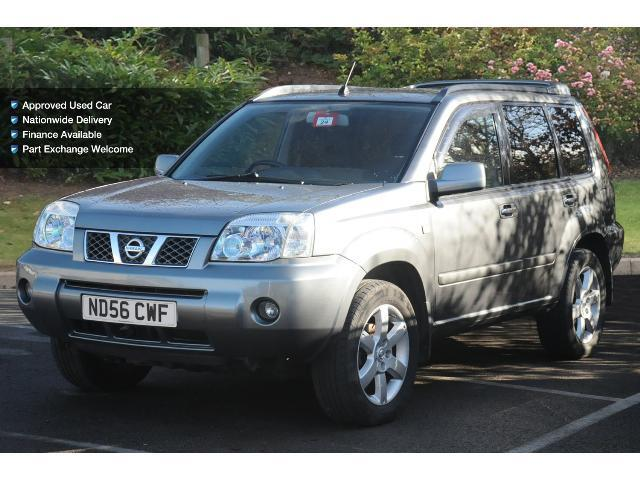 used nissan x trail 2 2 dci 136 columbia 5dr diesel station wagon for sale bristol street motors. Black Bedroom Furniture Sets. Home Design Ideas