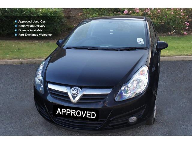 book a used vauxhall corsa 1 3 cdti 90 sxi 3dr diesel hatchback test drive bristol street motors. Black Bedroom Furniture Sets. Home Design Ideas