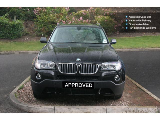 book a used bmw x3 xdrive20d se edition exclusive 5dr. Black Bedroom Furniture Sets. Home Design Ideas