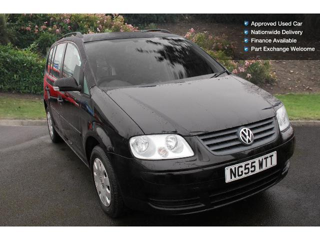 used volkswagen touran 1 9 tdi pd s 90 5dr 5 seat diesel. Black Bedroom Furniture Sets. Home Design Ideas