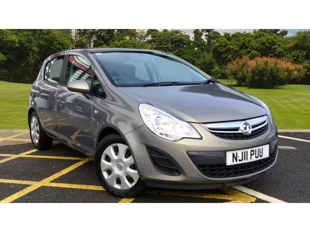 Vauxhall Corsa 1.4 Exclusiv 5Dr [ac] Petrol Hatchback