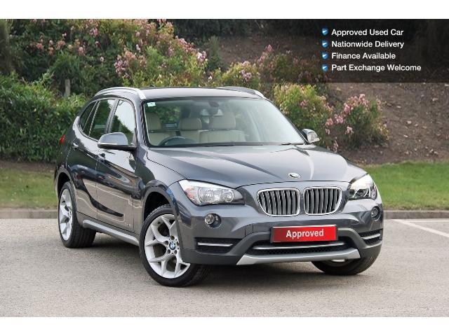 used bmw x1 xdrive 20d xline 5dr diesel estate for sale bristol street motors. Black Bedroom Furniture Sets. Home Design Ideas