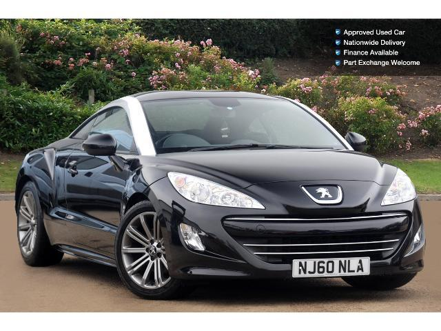 used peugeot rcz 2 0 hdi sport 2dr diesel coupe for sale bristol street motors. Black Bedroom Furniture Sets. Home Design Ideas