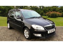 SKODA Roomster 1.6 Tdi Cr 105 Se 5Dr Diesel Estate
