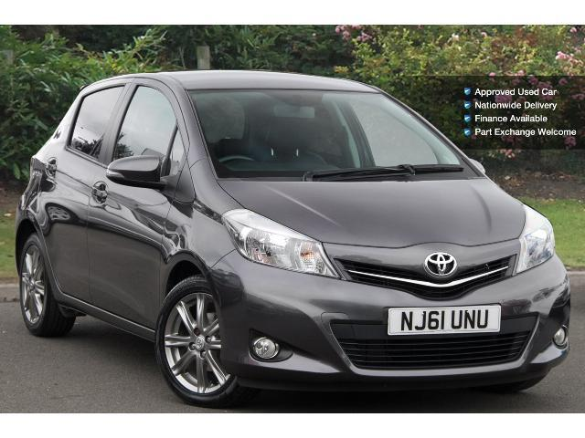Used Toyota Yaris 1 33 Vvt I Sr 5dr Petrol Hatchback For