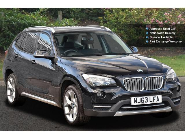 used bmw x1 xdrive 18d xline 5dr diesel estate for sale bristol street motors. Black Bedroom Furniture Sets. Home Design Ideas