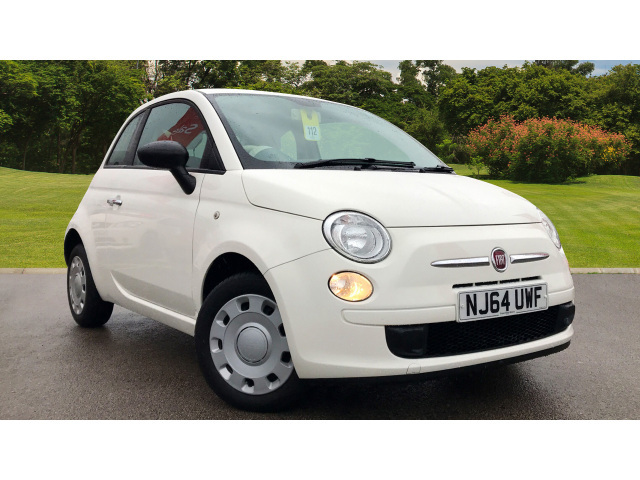 Fiat 500 1.2 Pop 3Dr [start Stop] Petrol Hatchback