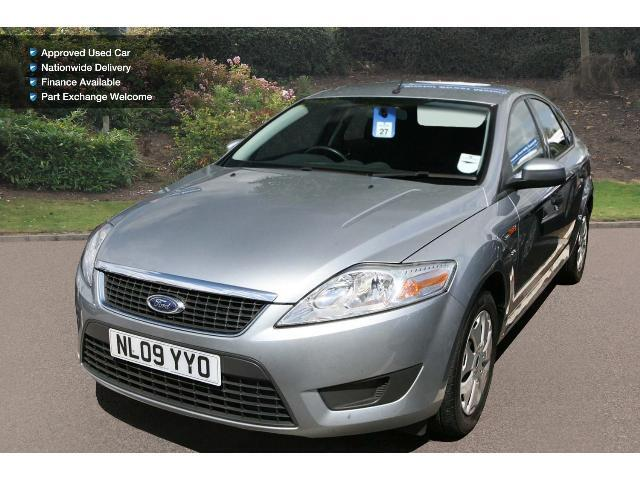 Used Ford Mondeo 2 0 Edge 5dr Petrol Hatchback For Sale