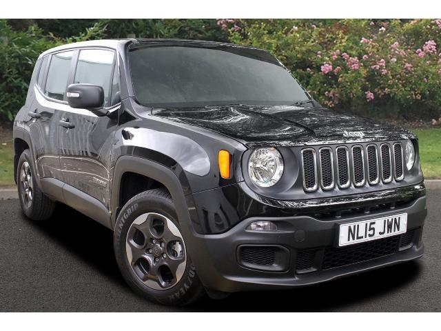 used jeep renegade 1 6 multijet sport 5dr diesel hatchback for sale bristol street motors. Black Bedroom Furniture Sets. Home Design Ideas