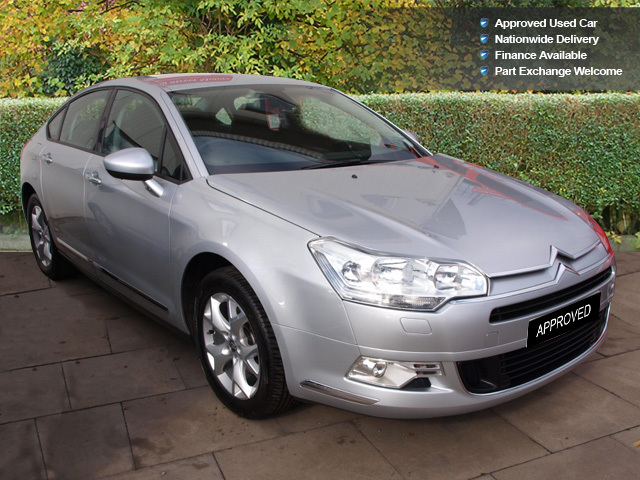 used citroen c5 1 6 hdi 16v vtr 4dr diesel saloon for sale bristol street motors. Black Bedroom Furniture Sets. Home Design Ideas
