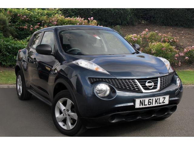 used nissan juke 1 6 visia 5dr petrol hatchback for sale bristol street motors. Black Bedroom Furniture Sets. Home Design Ideas