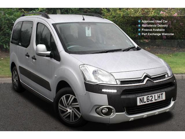 used citroen berlingo multispace 1 6 e hdi 90 airdream xtr 5dr egs6 diesel estate for sale. Black Bedroom Furniture Sets. Home Design Ideas