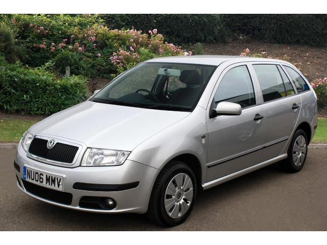 used skoda fabia 1 4 tdi pd 70 ambiente 5dr diesel estate for sale bristol street motors. Black Bedroom Furniture Sets. Home Design Ideas