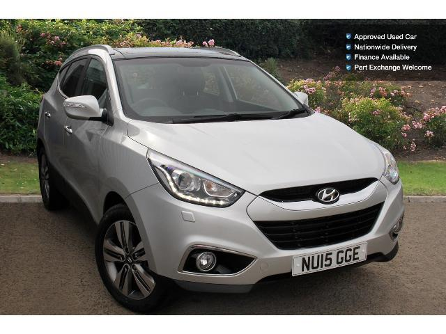 enquire on a used hyundai ix35 1 7 crdi premium panorama 5dr 2wd diesel estate bristol street. Black Bedroom Furniture Sets. Home Design Ideas