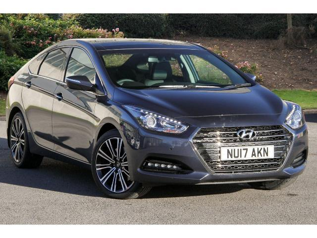 used hyundai i40 1 7 crdi blue drive premium 4dr dct diesel saloon for sale bristol street motors. Black Bedroom Furniture Sets. Home Design Ideas
