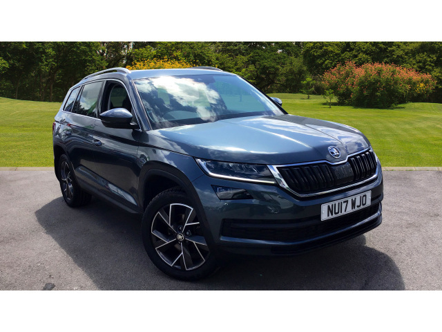 used skoda kodiaq 1 4 tsi 150 edition 4x4 5dr 7 seat petrol estate for sale bristol street. Black Bedroom Furniture Sets. Home Design Ideas