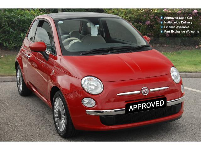 used fiat 500 1 2 lounge 3dr dualogic start stop petrol hatchback for sale bristol street motors. Black Bedroom Furniture Sets. Home Design Ideas