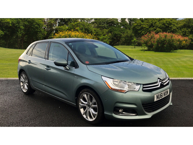 Citroen C4 1.6 Vti Exclusive 5Dr Petrol Hatchback