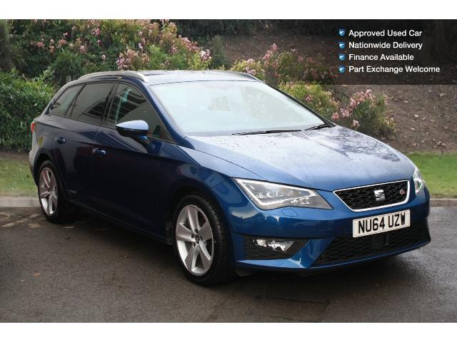 used seat leon 1 4 tsi act 150 fr 5dr technology pack petrol estate for sale bristol street. Black Bedroom Furniture Sets. Home Design Ideas