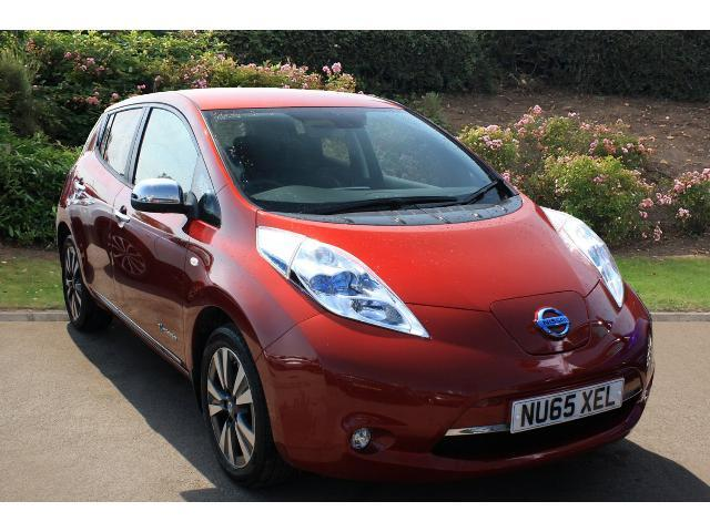how to set heating in nissan leaf